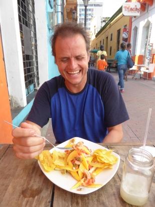 Mango Ceviche :-)