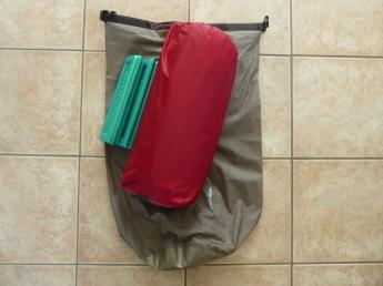 MSR Elixir 3 Tent, Seat matts